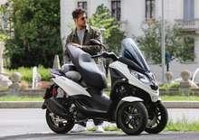Scooter a tre e quattro ruote: possono circolare liberamente in autostrada