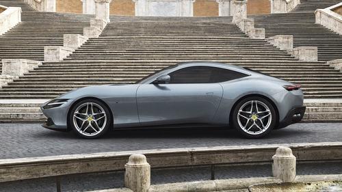Ferrari: ecco la 'Roma', una Gt da Dolce Vita