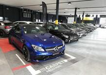 Mercedes-AMG Certified: usato garantito anche per le più estreme