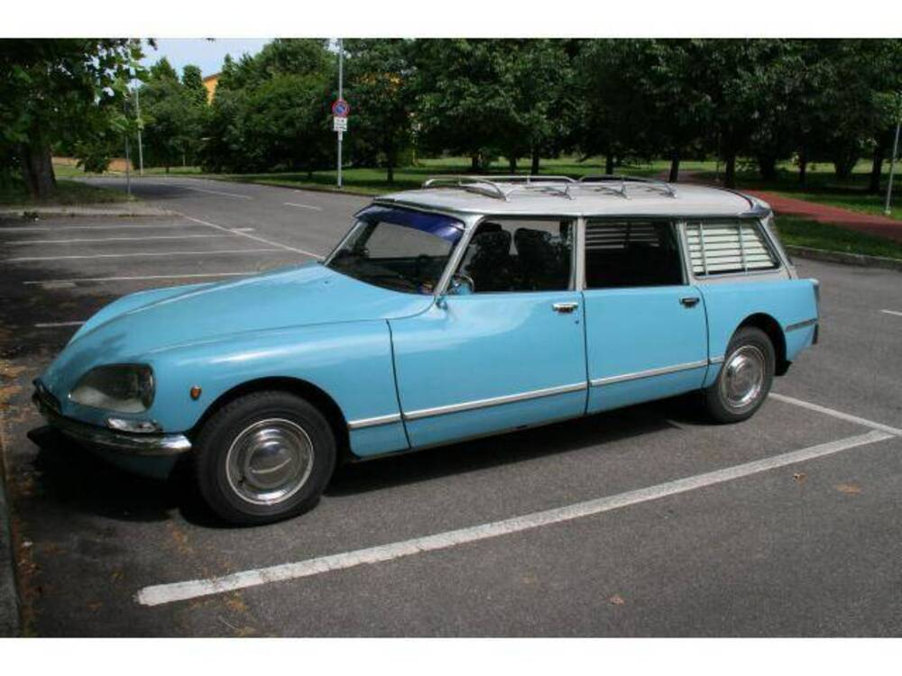 Vendo Citroen DS d'epoca a Dalmine, BG (codice 6812900) - Automoto.it