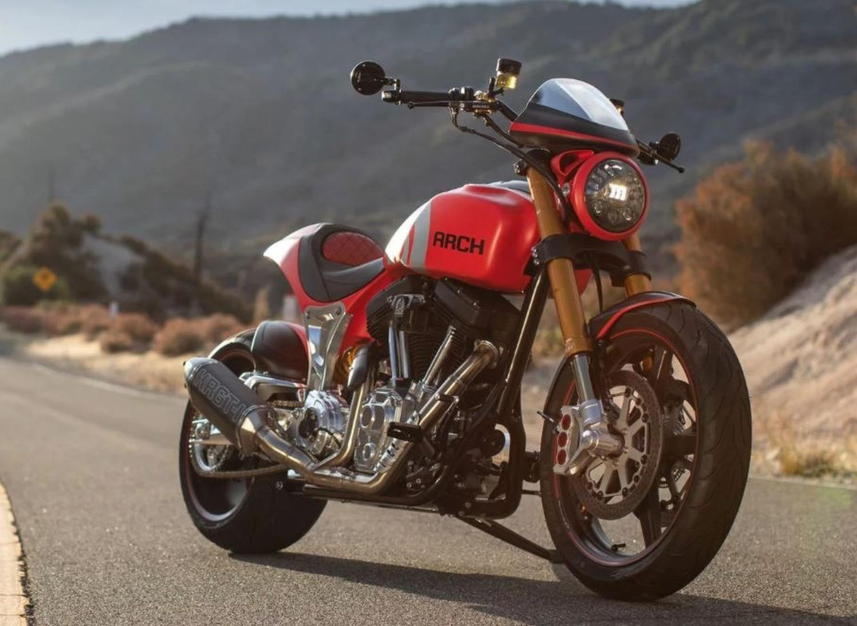 Arch KRGT-1: ecco come sarà per il 2020 la moto di Keanu Reeves
