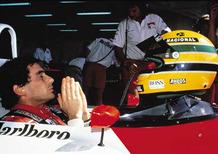 Ayrton Senna, quelle volte che Imola gli fu felice