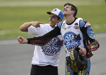 MotoGP 2019. Alex Marquez in HRC: sì, no, forse