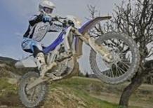 Yamaha WR 450 F 2012