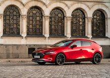 La Mazda 3 è l'auto ideale per le donne