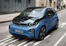 BMW i3 94 Ah: l'autonomia sale a 300 km