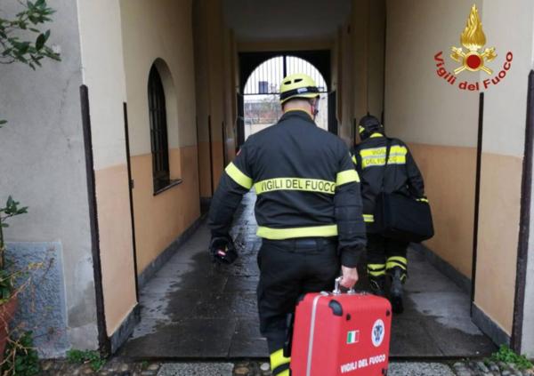 Un monopattino elettrico responsabile dellincendio sui Navigli a Milano