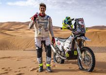 """Jacopo Cerutti: """"Con le maxienduro alla Dakar? Si può fare, ma..."""""""