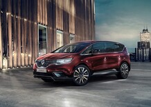 Renault Espace 2020: restyling e più tecnologia di bordo