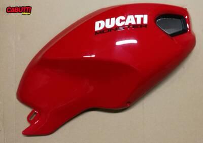 CARENA DESTRA GREZZA ROSSA MONSTER Ducati - Annuncio 7913081