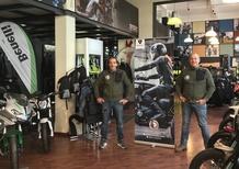 Riders Revolution: Harley e Benelli per due leggende della moto milanese