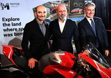 Claudio Domenicali (Ducati) nuovo presidente di Motor Valley