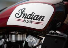 Indian FTR1200: arriva una maxienduro?