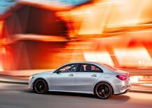 Mercedes Classe A Sedan: considerazioni di un volume in più.