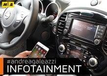 Nissan Juke | Focus infotainment