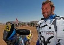 """Intervista. Alessandro Botturi: """"Vi racconto il mio debutto alla Dakar"""""""