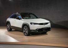 Mazda MX-30 2020, la macchina elettrica con...il Wankel! [Video]