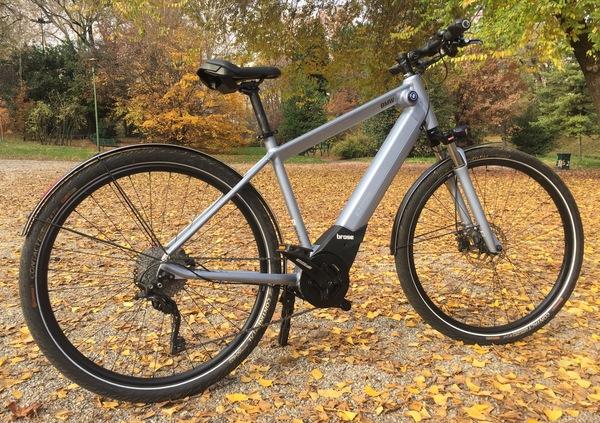 Test eBike BMW. Active Hybrid, la bicicletta elettrica della Casa bavarese