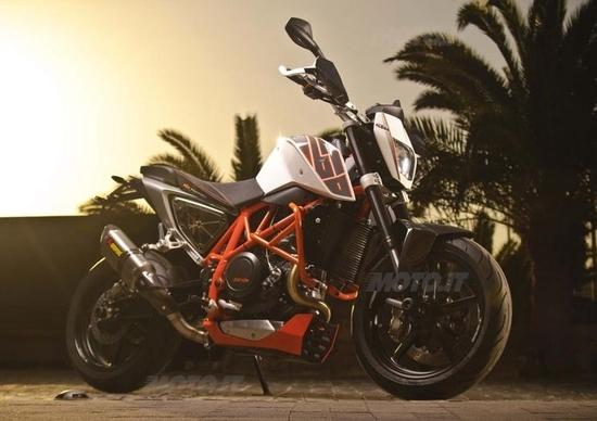 Angelo Crippa (KTM): La Duke 200 supererà i 30 km/l