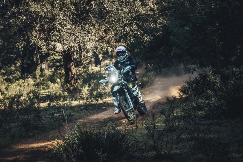 Africa Eco Race. È subito Botturi (Yamaha).