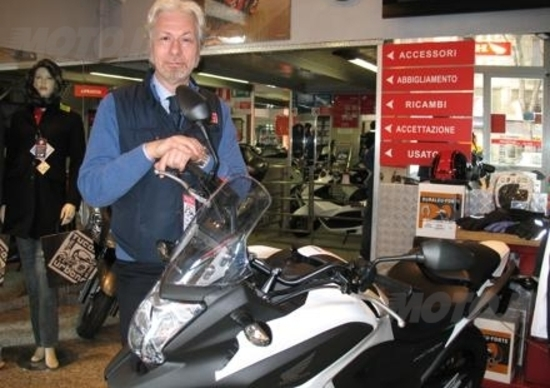 A Milano è emergenza furti moto e scooter