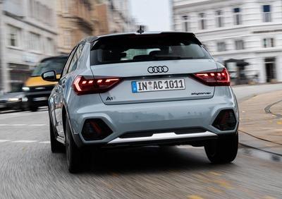 Audi A1 25 Tfsi 01 2019 Prezzo E Scheda Tecnica Automoto It