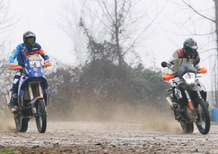 Test Esclusivo: KTM 950 LC8 Rally Dakar 2003 di Gio Sala