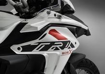 Benelli TRK 800 e 600RR. Piattaforme e modelli globali