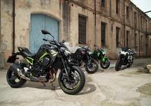 Le novità Kawasaki a Motor Bike Expo 2020