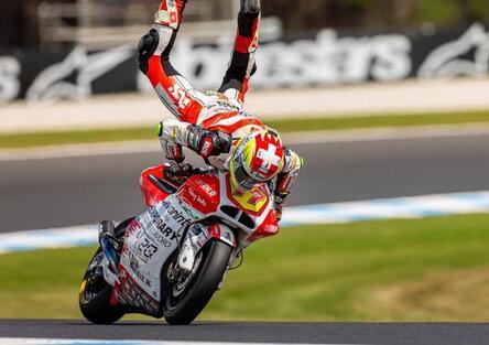 MotoGP 2019: i salvataggi più estremi