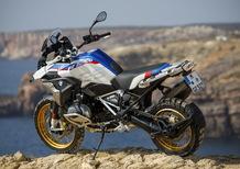 La moto più venduta: BMW R1250GS. Tutto quello che c'è da sapere