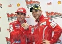 Il Team Ducati presenterà la Desmosedici GP12 online