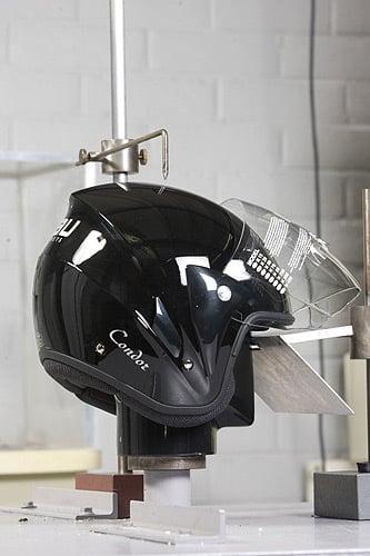 Test casco