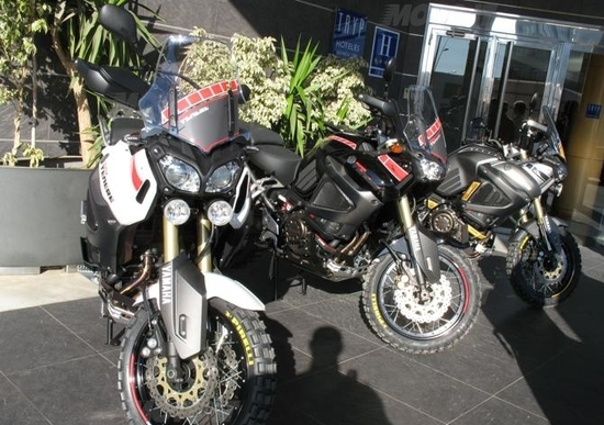 Yamaha XT1200Z Super Ténéré Worldcrosser