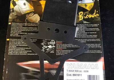 Portatarga per Yamaha TMAX 500 Biondi - Annuncio 7961498