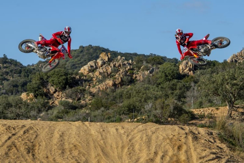 MXGP Team HRC: nuova Honda 450, e con Gajser arriva Evans