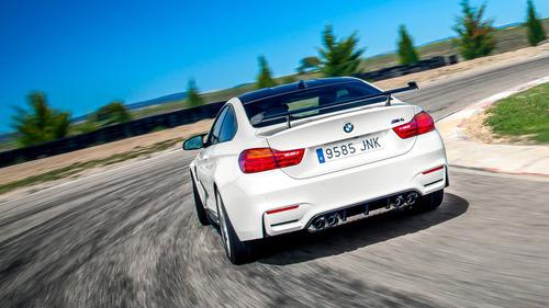 BMW M4 Competition Sport: esclusività spagnola (6)