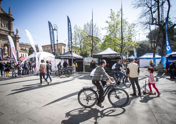 BikeUp 2020. Il programma del festival delle eBike