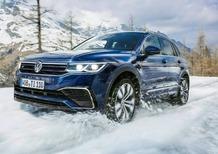 Ecco la nuova Volkswagen Tiguan: dal 2020 look più vicino a Golf e T-Roc con motori ibridi [foto]