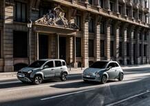 Fiat 500 e Panda Hybrid: ecco i prezzi [in promo a 10900€]