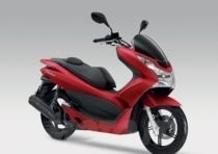 Honda PCX150 con nuovo motore eSP