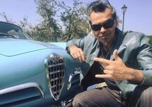 Sanremo 2020: quando a vendere le Ferrari d'epoca è Piero Pelù