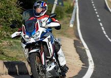 Honda, dal 13 al 18 aprile il primo Africa Twin Tour