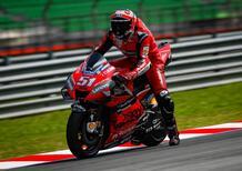 """Michele Pirro: """"Cosa vorrei in MotoGP? Il limite di peso moto+pilota"""""""