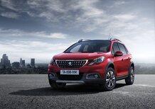Peugeot 2008 restyling: i prezzi di listino