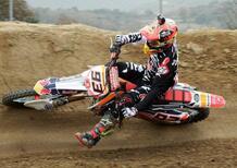 MotoGP: Marquez torna sulla moto da cross