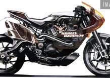 Harley Davidson: la sportiva potrebbe essere così