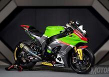 TT 2020: la Kawasaki Quattro di John McGuinness