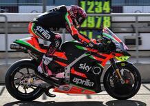 MotoGP, Aprilia: Espargaro contro Iannone