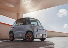 Citroën Ami: la microcar elettrica diventa realtà